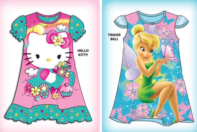 Sublimation Sleepwear Gowns
