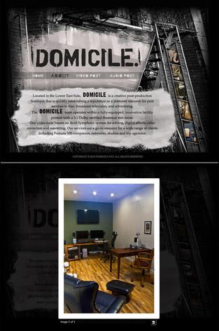 Film Studio Website