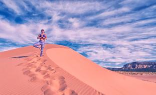Pink Sand Dunes National Park
