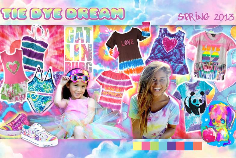 Tie Dye Dream Trend