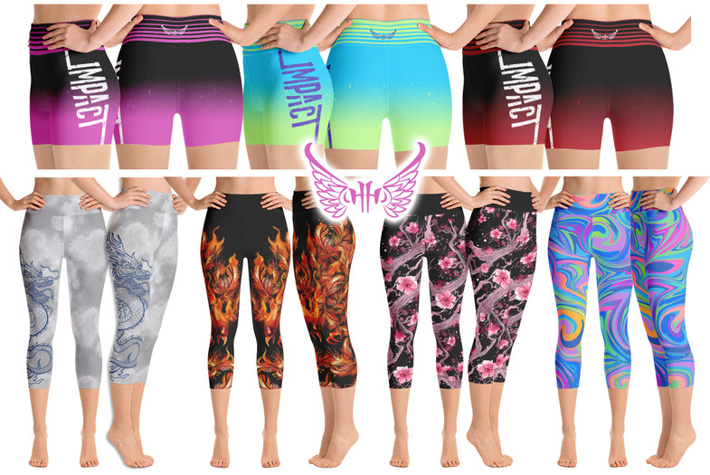 HH Impact Leggings Collection