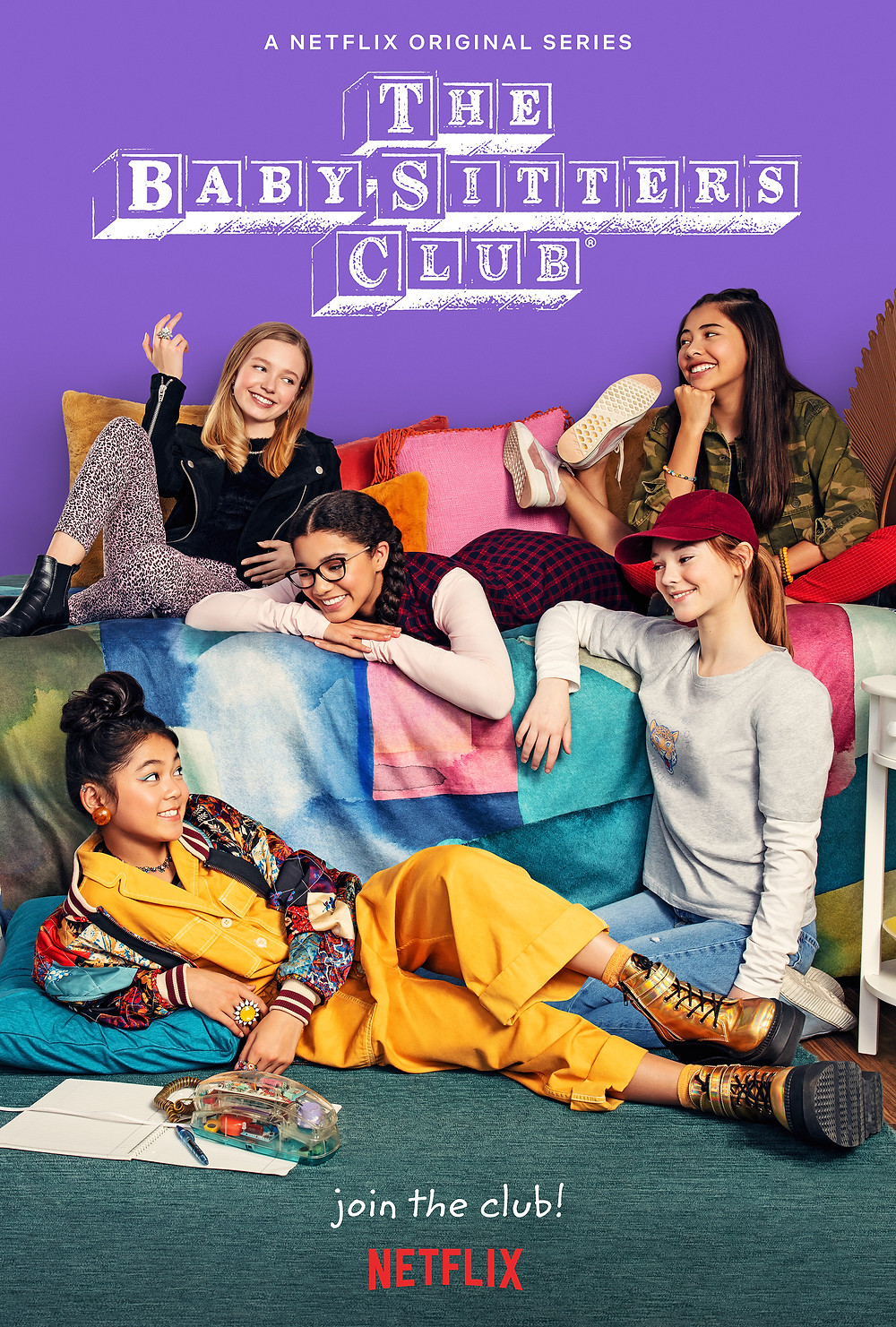 The Babysitters Club (2020 Netflix reboot)