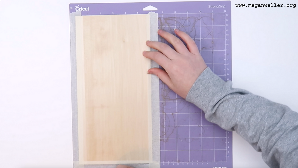 How to cut basswood with the Cricut Maker. How to make earrings with a Cricut.