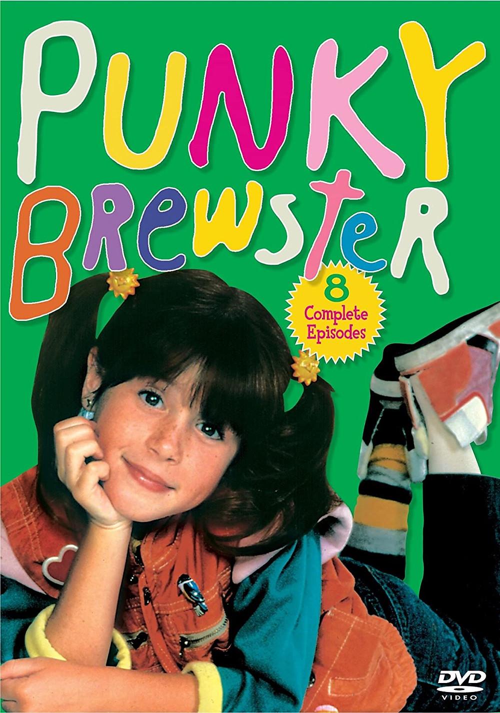 Punky Brewster starring Solei Moon Frye