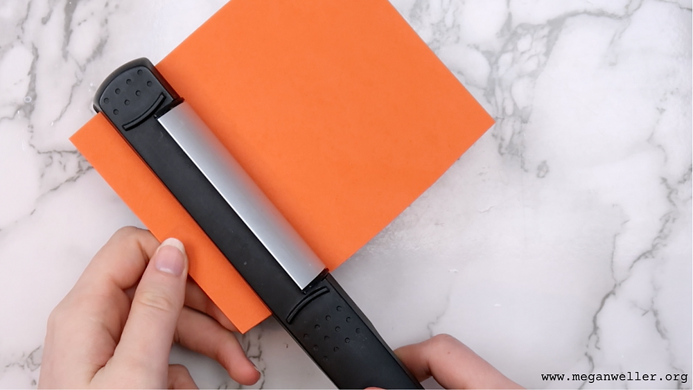Heat up a sheet to craft foam using a hair straightener. If you don't have a hair straightener, you can use a clothing iron. Things to make with craft foam.