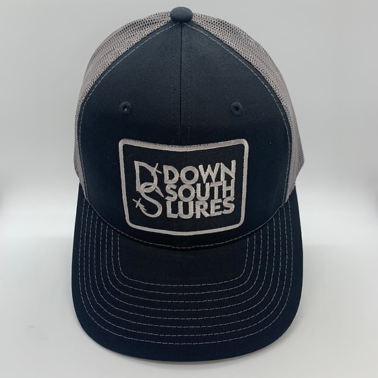 Black/Gray DSL Patch Cap