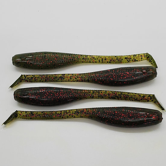 Southern Shad Watermelon Pure