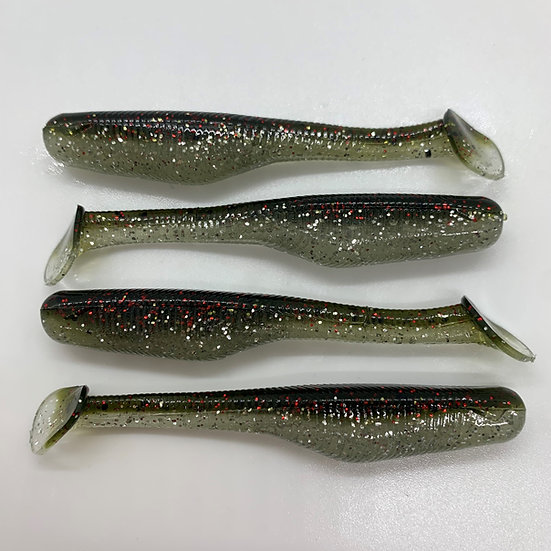Burner Shad Pure Chicken of the C