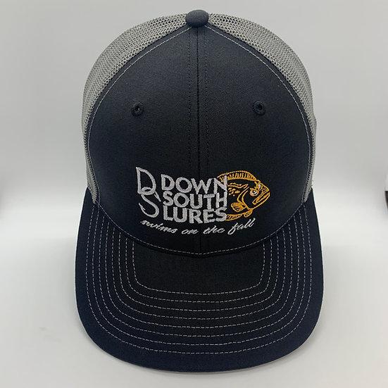 Black/Gray Mesh (Burner Shad) Cap