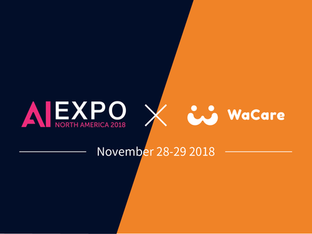 WaCare X 2018 AI EXPO