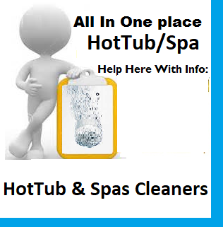 HotTub & Spas Cleaners