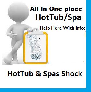 HotTub & Spas Shock