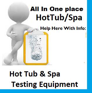 Hot Tub & Spa Testing Equipment
