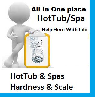 HotTub & Spas Hardness & Scale