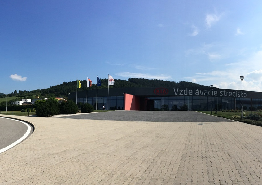 Kia Training Centre