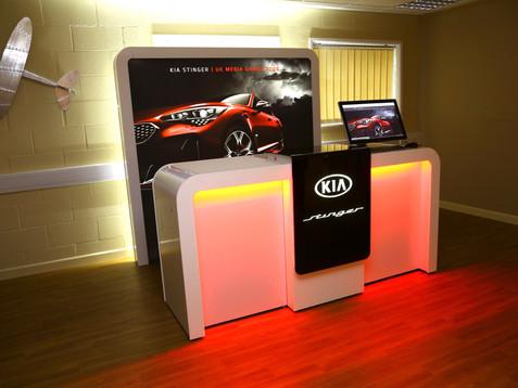 Kia Stinger - UK Media Grand Tour