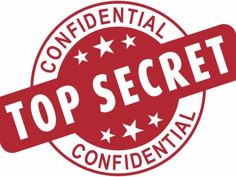 Ssssh Top Secret