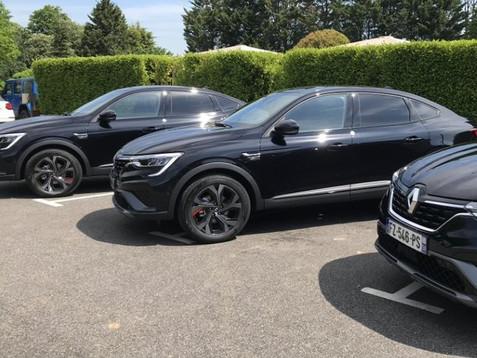 Jun 2021 - Renault Arkana Pre-Launch