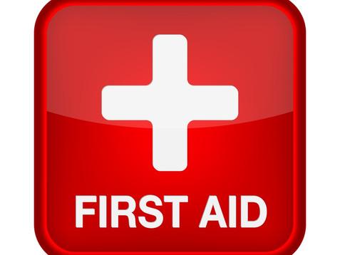 Apr 2021 - First Aid Training