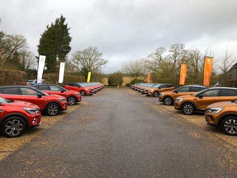 Feb 2020 - Renault All-New Captur