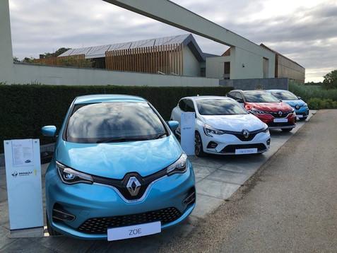 Aug 2020 - Renault E-TEC Event