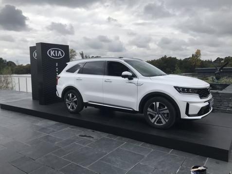 Oct 2020 - Kia New Sorento
