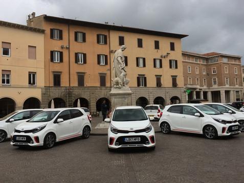 Launch of the new Kia Picanto