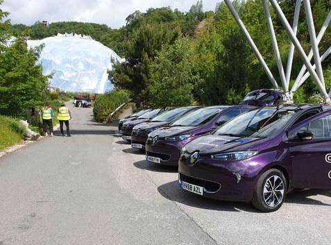 Renault Zoe Influencers Event