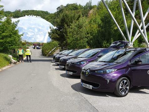 Jun 2019 - Renault Zoe Influencer Event