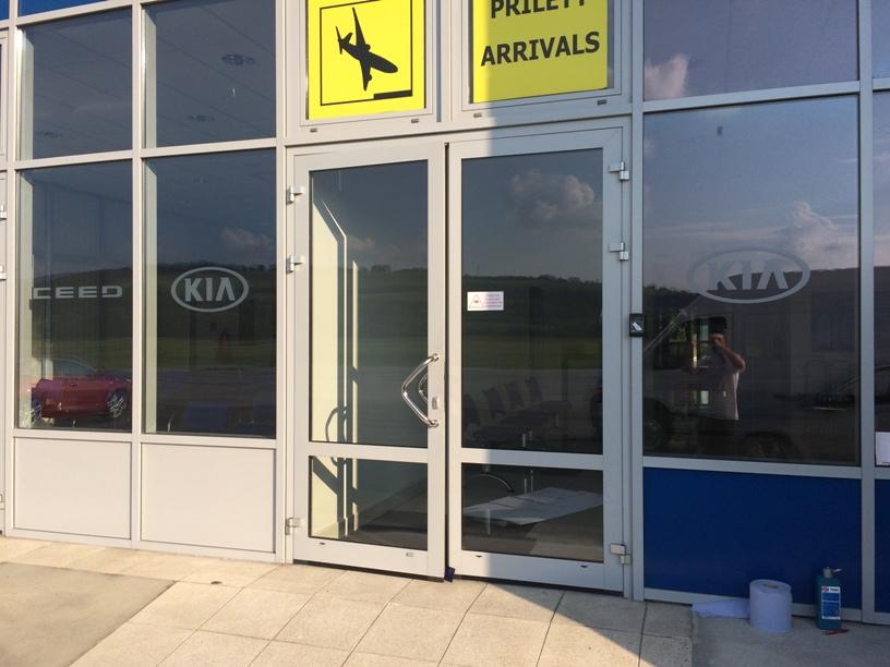 Kia International Airport