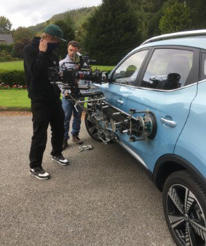 Sept 2020 - MG Electric Vehicle TV Advert