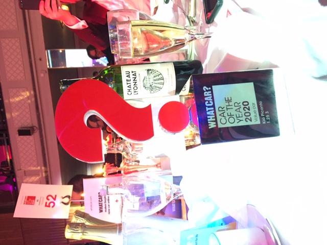 KIA Picanto Award