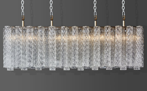 Rectangular Murano Chandelier