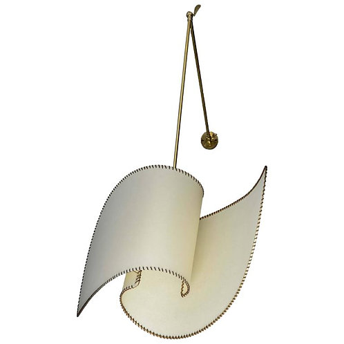 Ventola Wall Sconce by Diego Mardegan for Glustin Luminaires