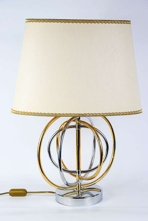 Set of Four 1980s Lamps
