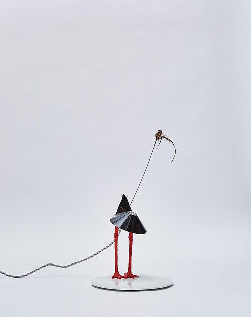 First Edition Ingo Maurer Bibibibi Table Lamp