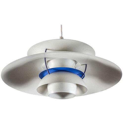 PH5 Suspension Light Created by Poul Henningsen for Louis Poulsen