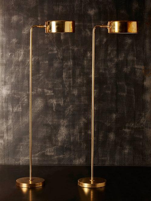 Pair of Anders Pehrson Floor Lamps for Atelje Lyjktan