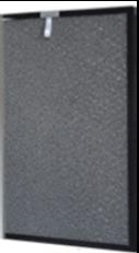 filtre à catalyseur froid élimine les gaz