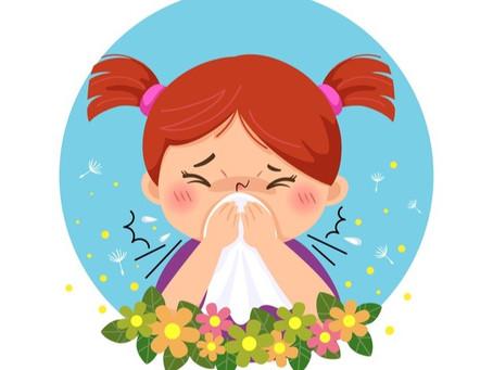 Savez-vous tout sur les allergies au pollen ?