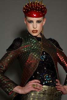 Editorial image of Luke Archer's 2012 Buprestidae collection, Photograph by Emilia Valerio.