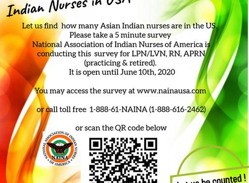 Indian Nurses Survey