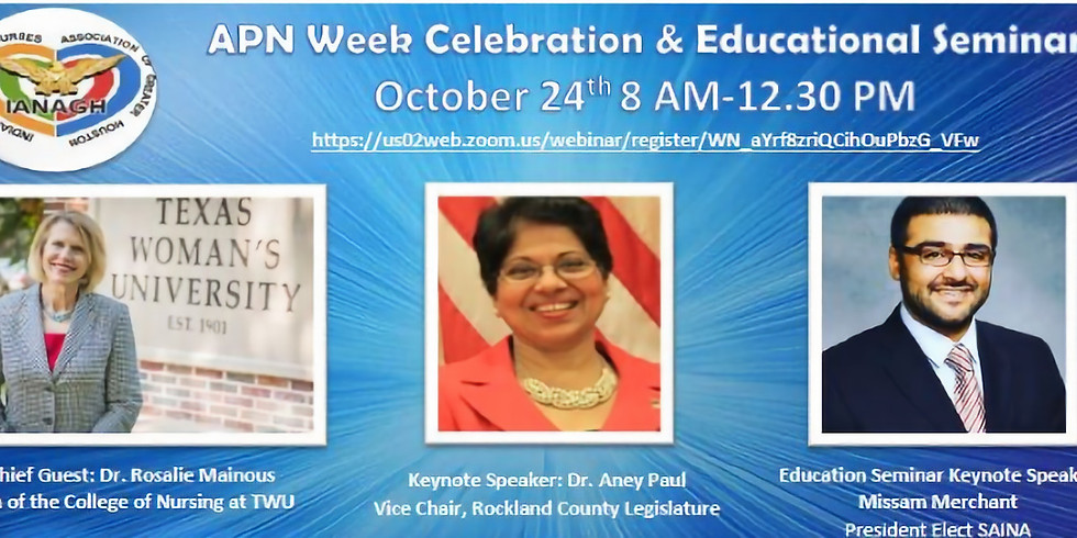 APN Week Celebration & Educational Seminar 2020