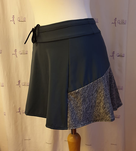Ready Made Flare Style Running Skirt