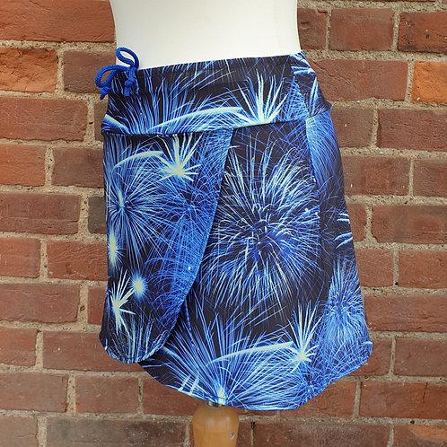 Wrapover Style Skirt