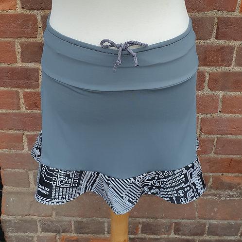 Flounce Style Skirt