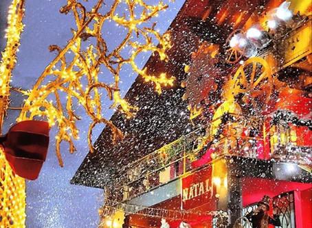 Sem espetáculos e com foco na decoração, Natal Luz será memorável