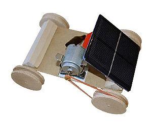 solarauto spielauto solarspielauto bastelsatz basteln technisch lernen