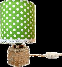 vintagelampe restauriert retro mister lampshade