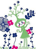 illustration kinder blueberry zigzag zig zag zürich swiss design for kids zigzagzürich zigzagzurich helen kuchen